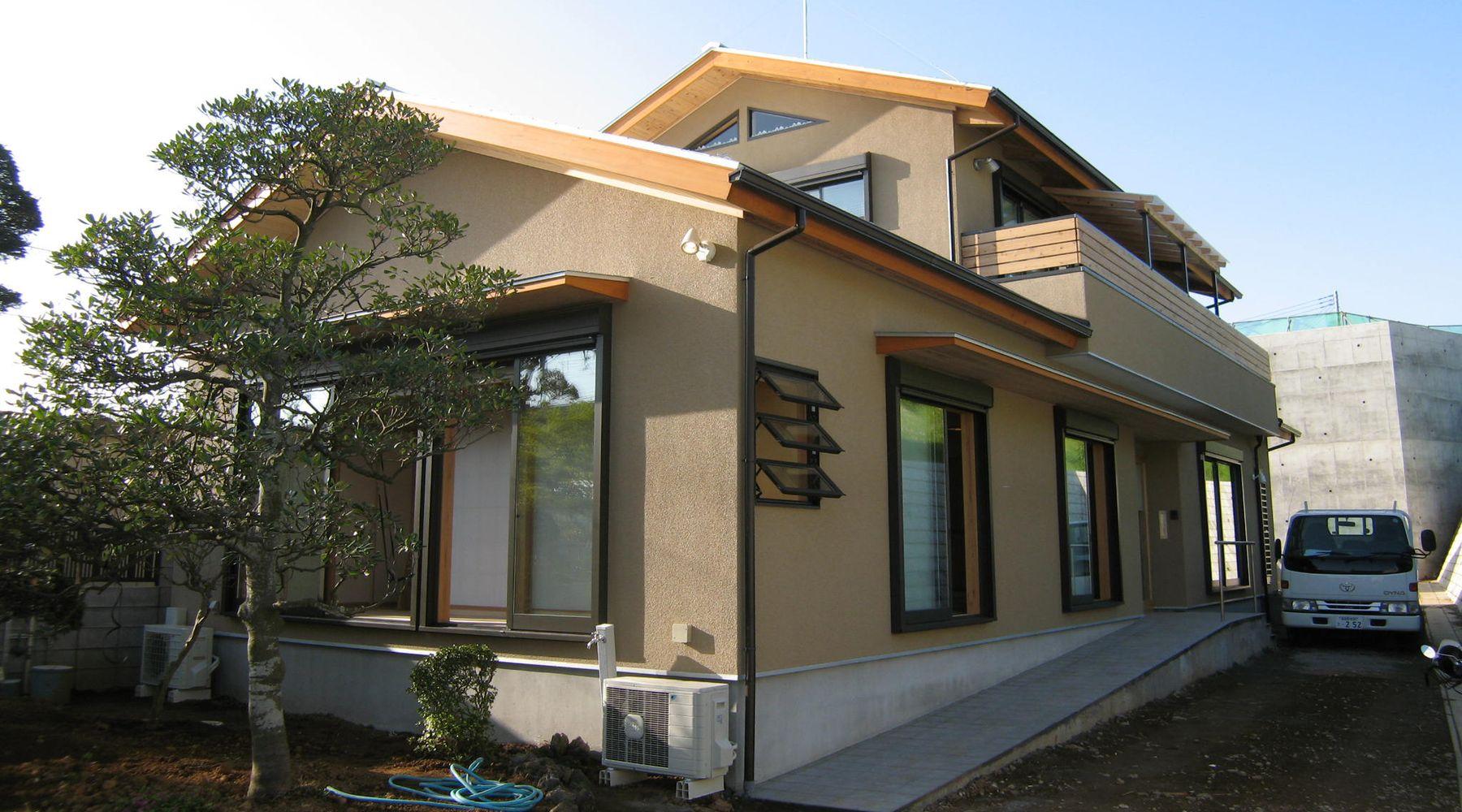 住宅建築は総合芸術の様なもの